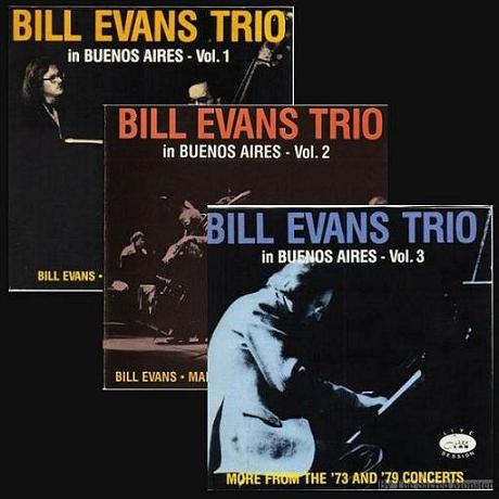 Bill Evans, Live in Buenos Aires