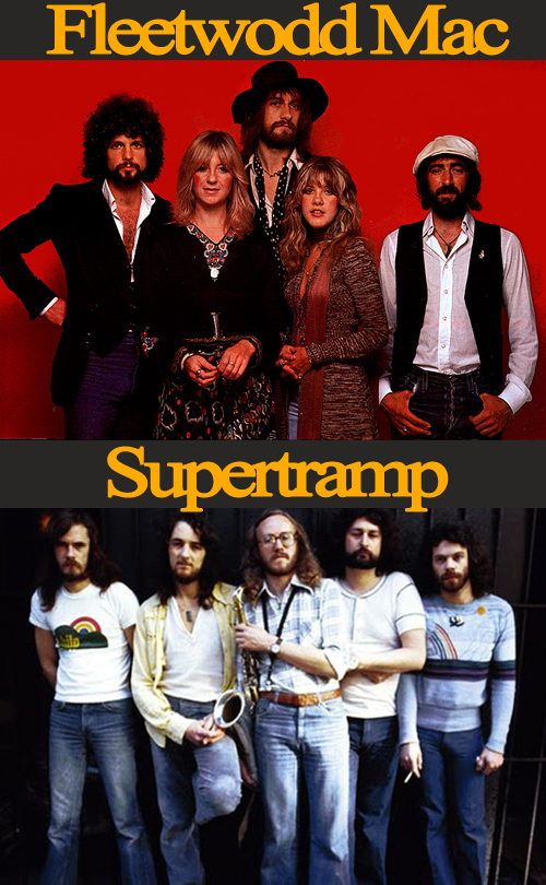 Fleetwood Mac & Supertramp, The Sacred Box!