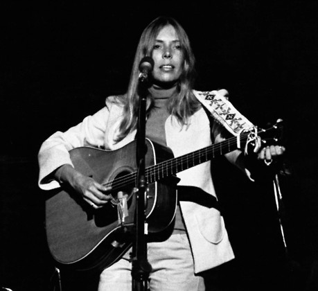 Joni Mitchell, The Sacred Box!