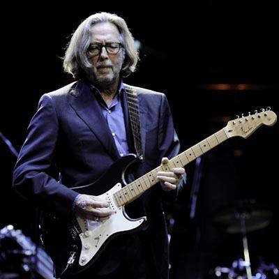 Eric Clapton, The Sacred Box!