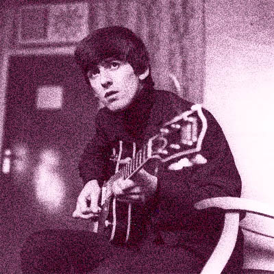 George Harrison, The Sacred Box!