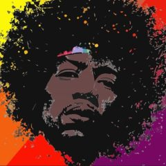 Jimi Hendrix, The Sacred Box!