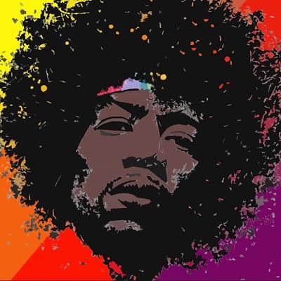 Jimi Hendrix, The Sacred Box!